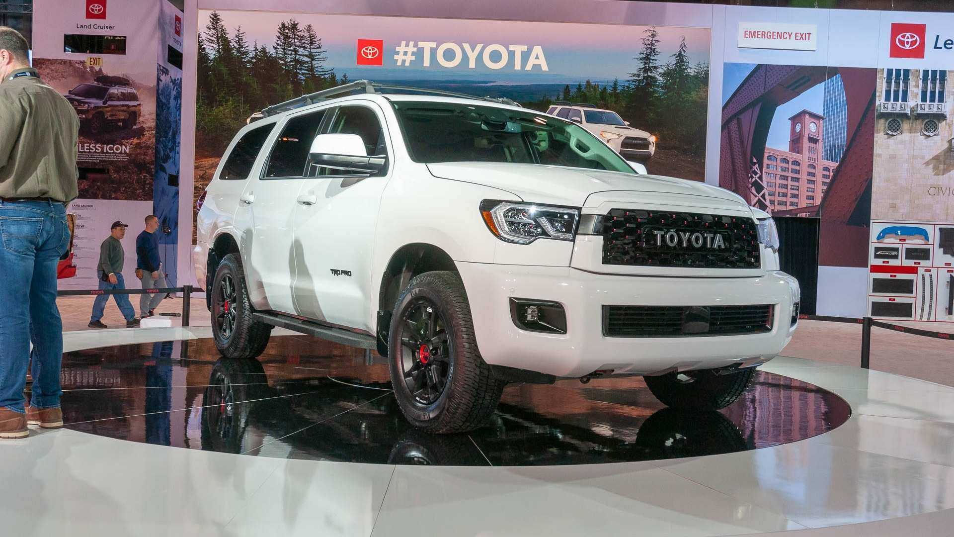 15 A 2020 Toyota Sequoia Spy Photos Review And Release Date