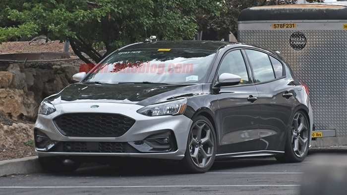 15 A Ford Focus 2020 Performance And New Engine