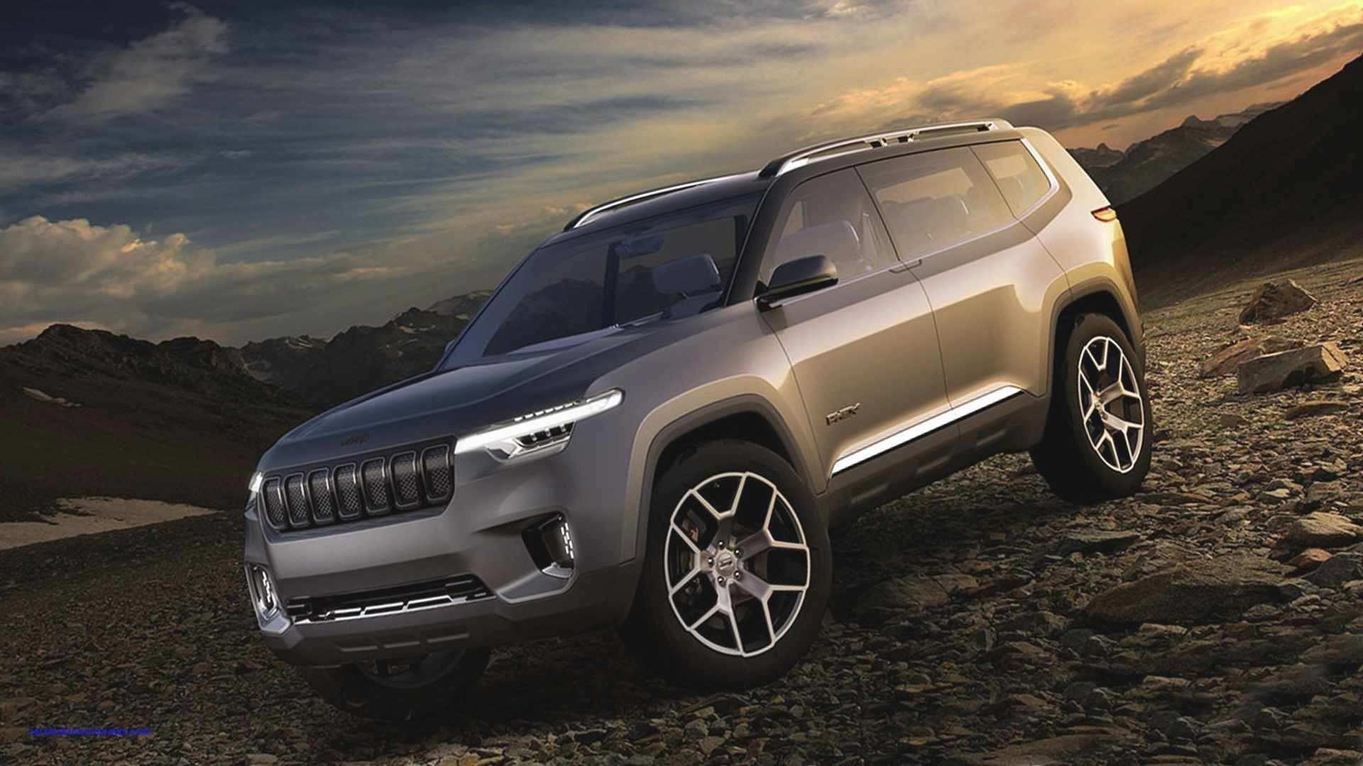 15 A Jeep Jeepster 2020 New Concept