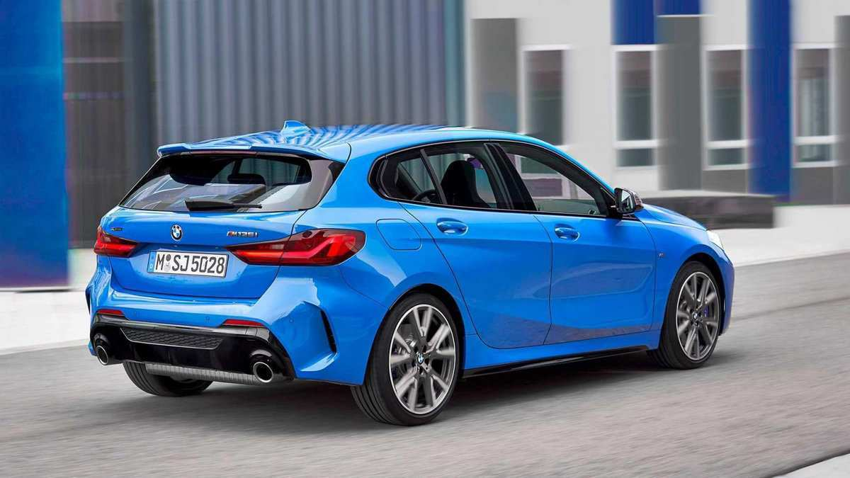 15 A New 2019 Bmw 1 Series Redesign And Concept