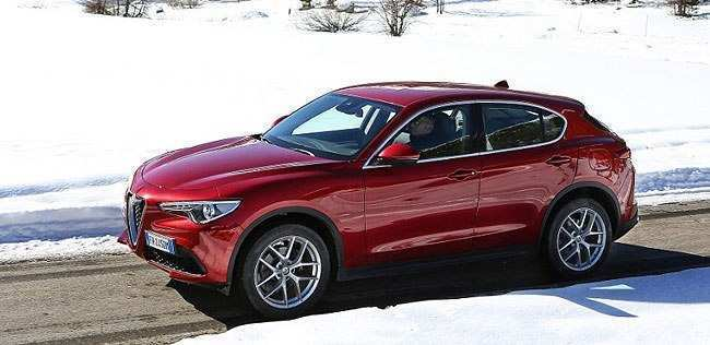 15 All New 2019 Alfa Romeo Stelvio Release Date Concept And Review