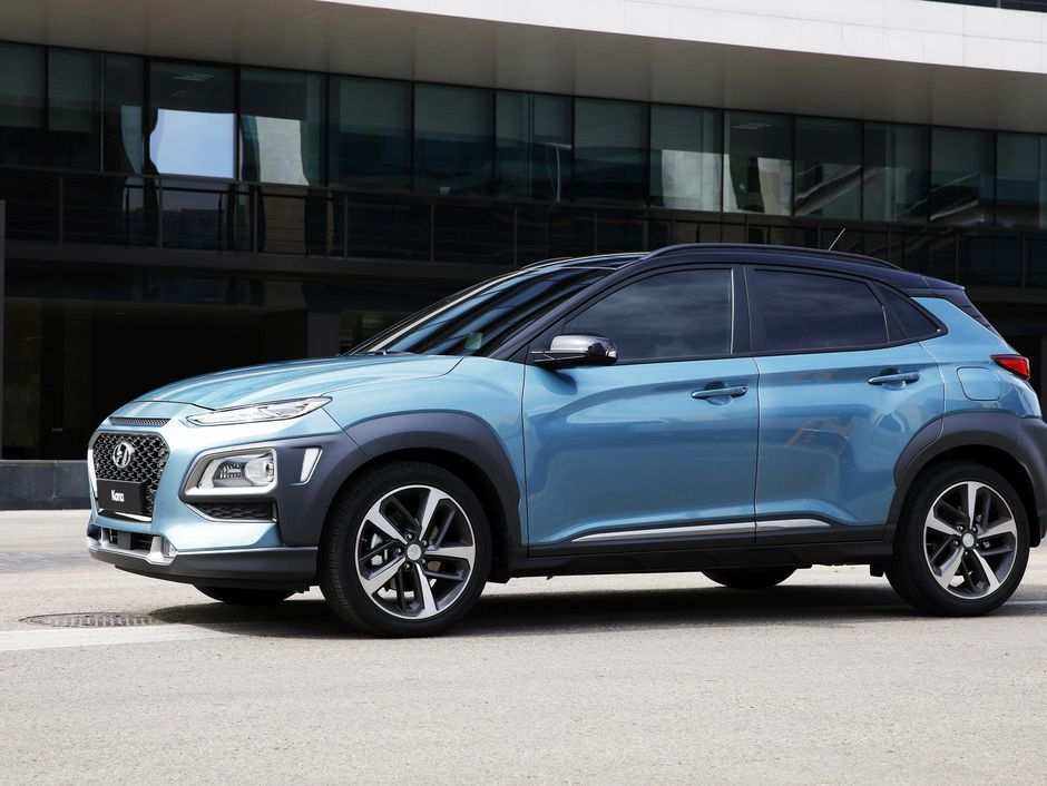 15 All New 2020 Hyundai Lineup Exterior