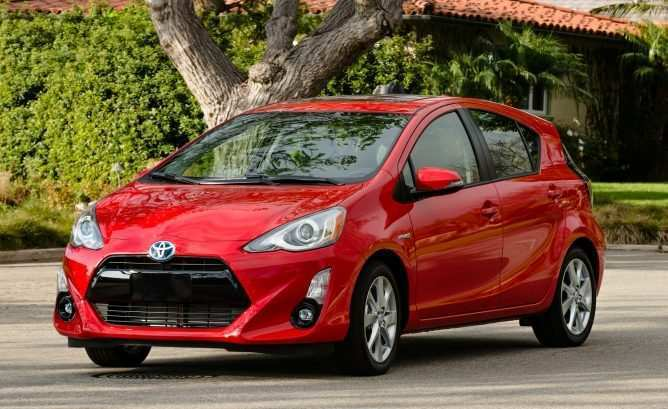 15 All New 2020 Toyota Prius C Specs And Review