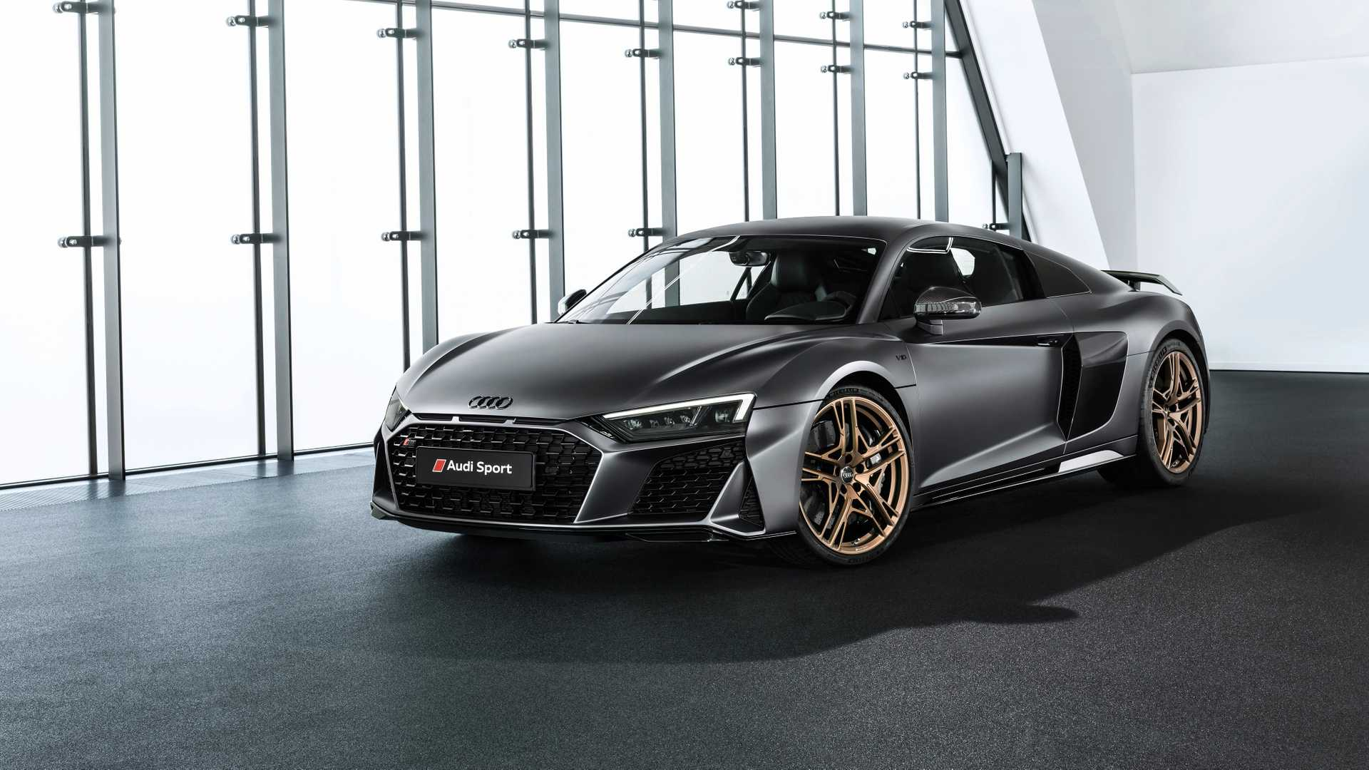 15 All New Audi R8 2020 Black New Model And Performance