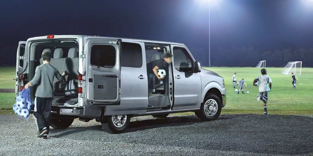 15 All New Nissan Nv 2020 Picture