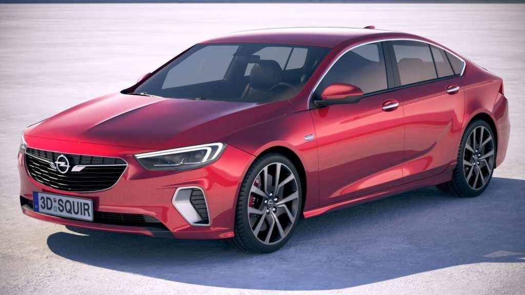 15 Best Opel Insignia Opc 2020 Spesification