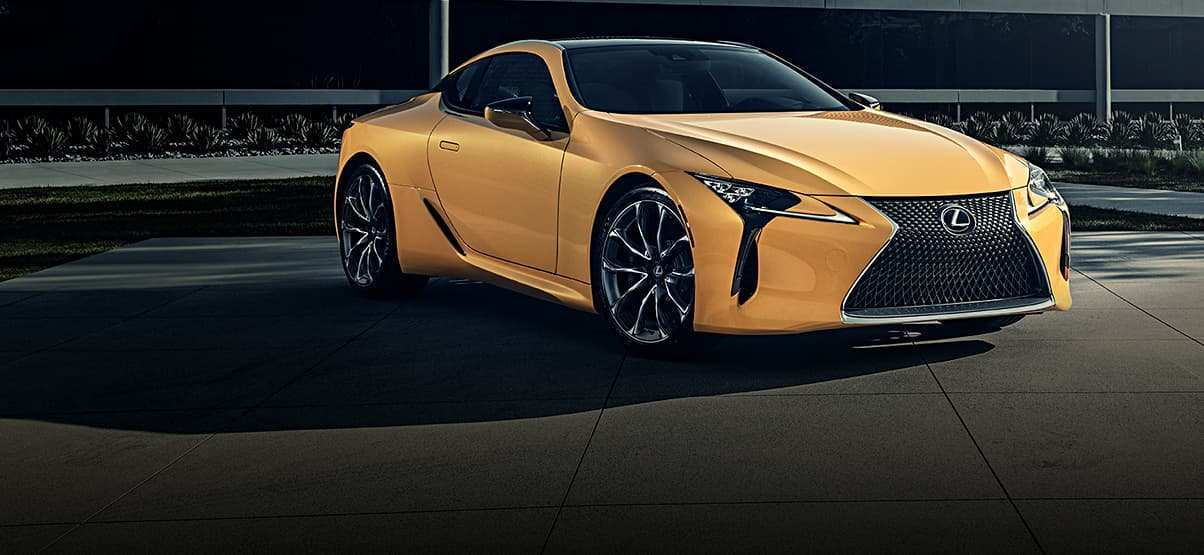15 New 2019 Lexus Lc F New Model And Performance