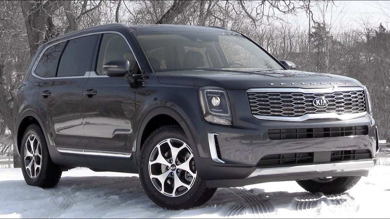 15 New 2020 Kia Telluride Youtube Redesign And Review