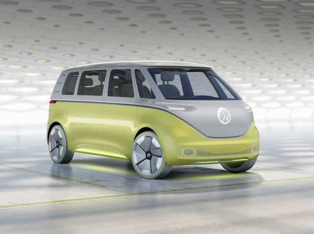 15 New 2020 Volkswagen Bus Release Date And Concept