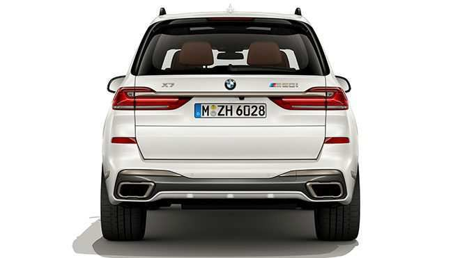 15 New Bmw X7 2020 Review And Release Date