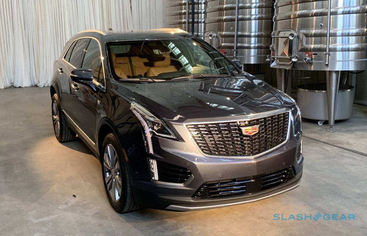 15 The 2020 Cadillac Xt5 Pictures First Drive