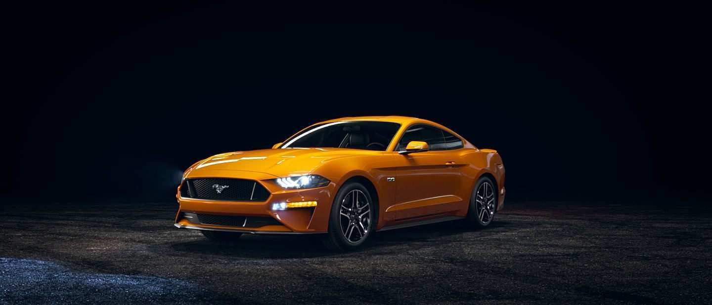 15 The Best 2019 Ford Mustang Colors Spesification