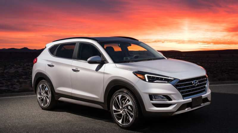 15 The Hyundai Tucson 2020 Review Redesign