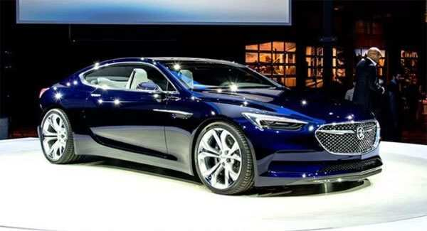 15 The Nouveau Buick 2020 Performance And New Engine