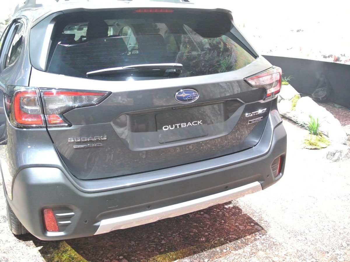 15 The Subaru Outback Update 2020 New Model And Performance