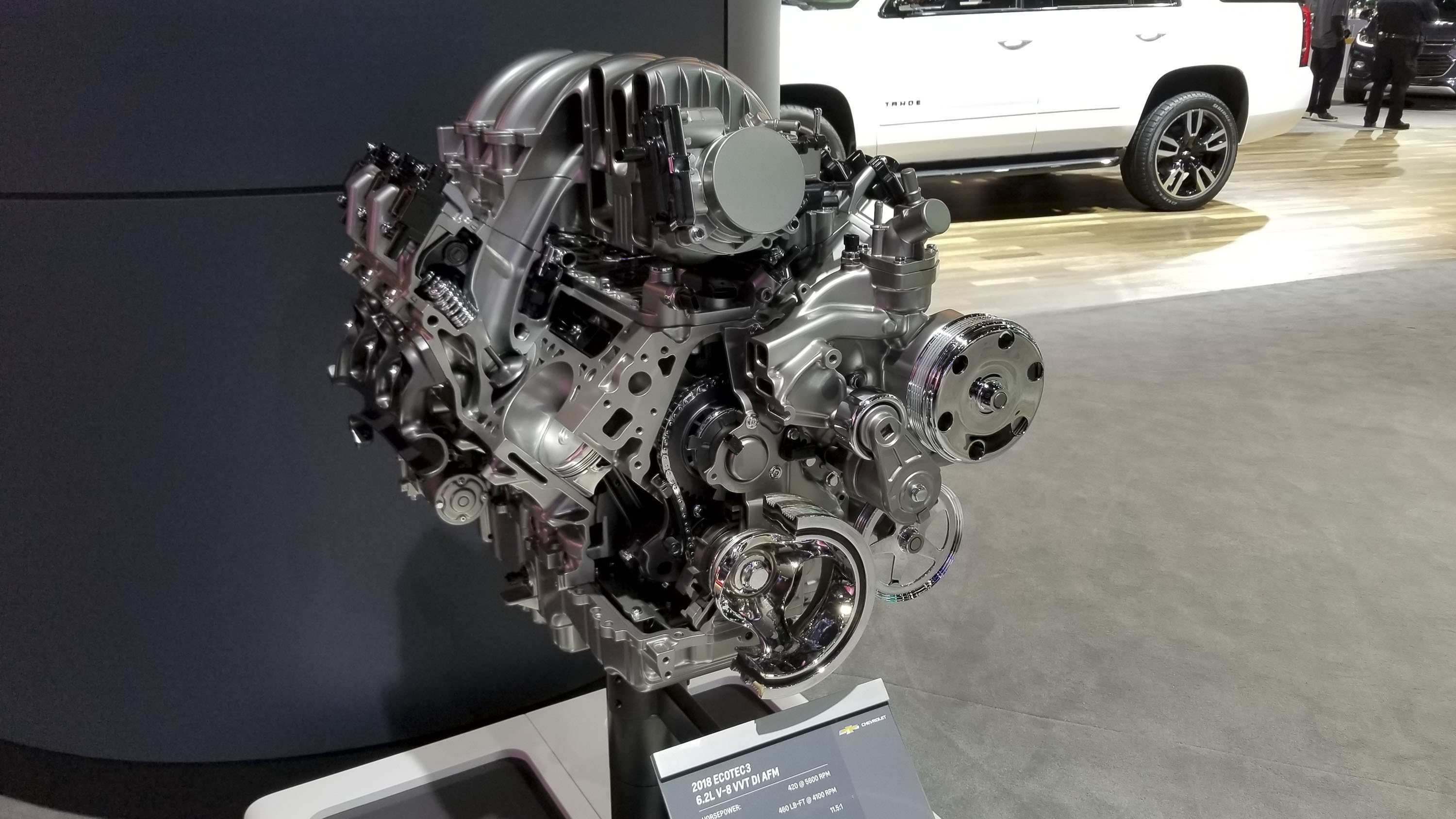 16 A 2019 Chevrolet 3 0 Diesel Spy Shoot