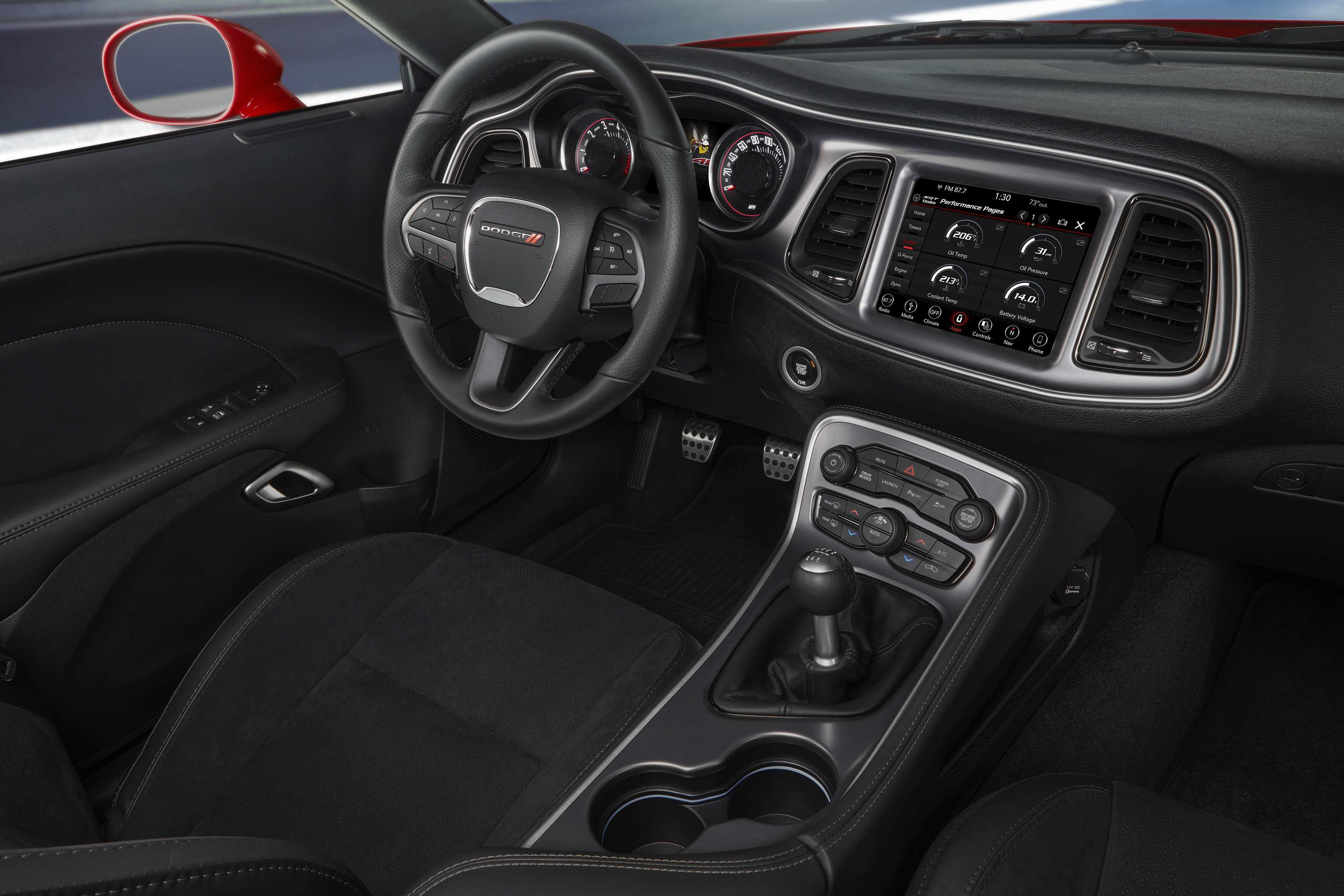 16 A 2019 Dodge Interior Exterior And Interior