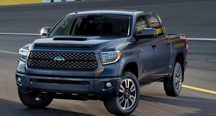 16 A 2019 Toyota Tundra News Overview
