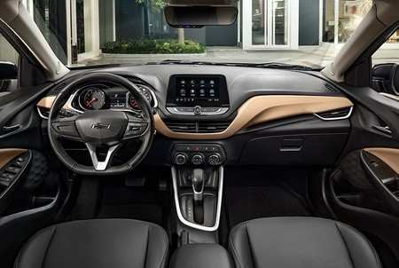 16 A Chevrolet Mexico 2020 Ratings