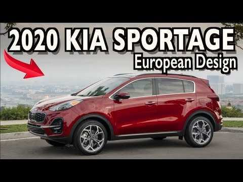 16 A Kia Sportage 2020 Youtube First Drive
