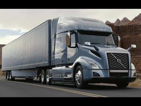 16 A Volvo Truck 2020 Redesign And Review