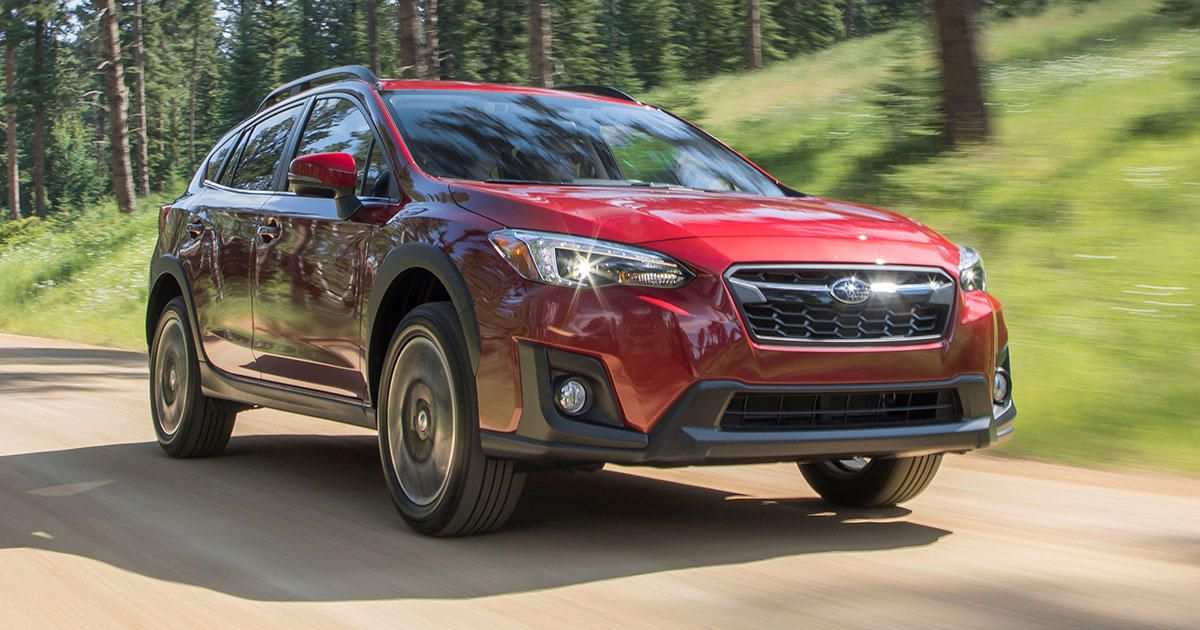 16 All New 2019 Subaru Crosstrek Colors Images