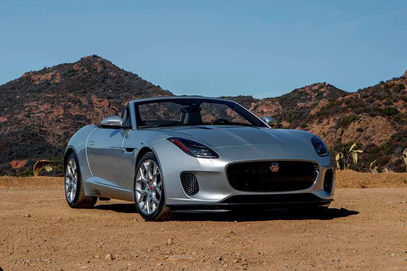 16 All New 2020 Jaguar F Type Msrp Spy Shoot