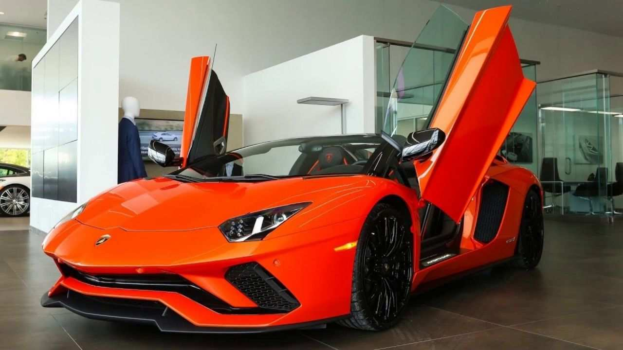 16 All New New 2019 Lamborghini New Model And Performance