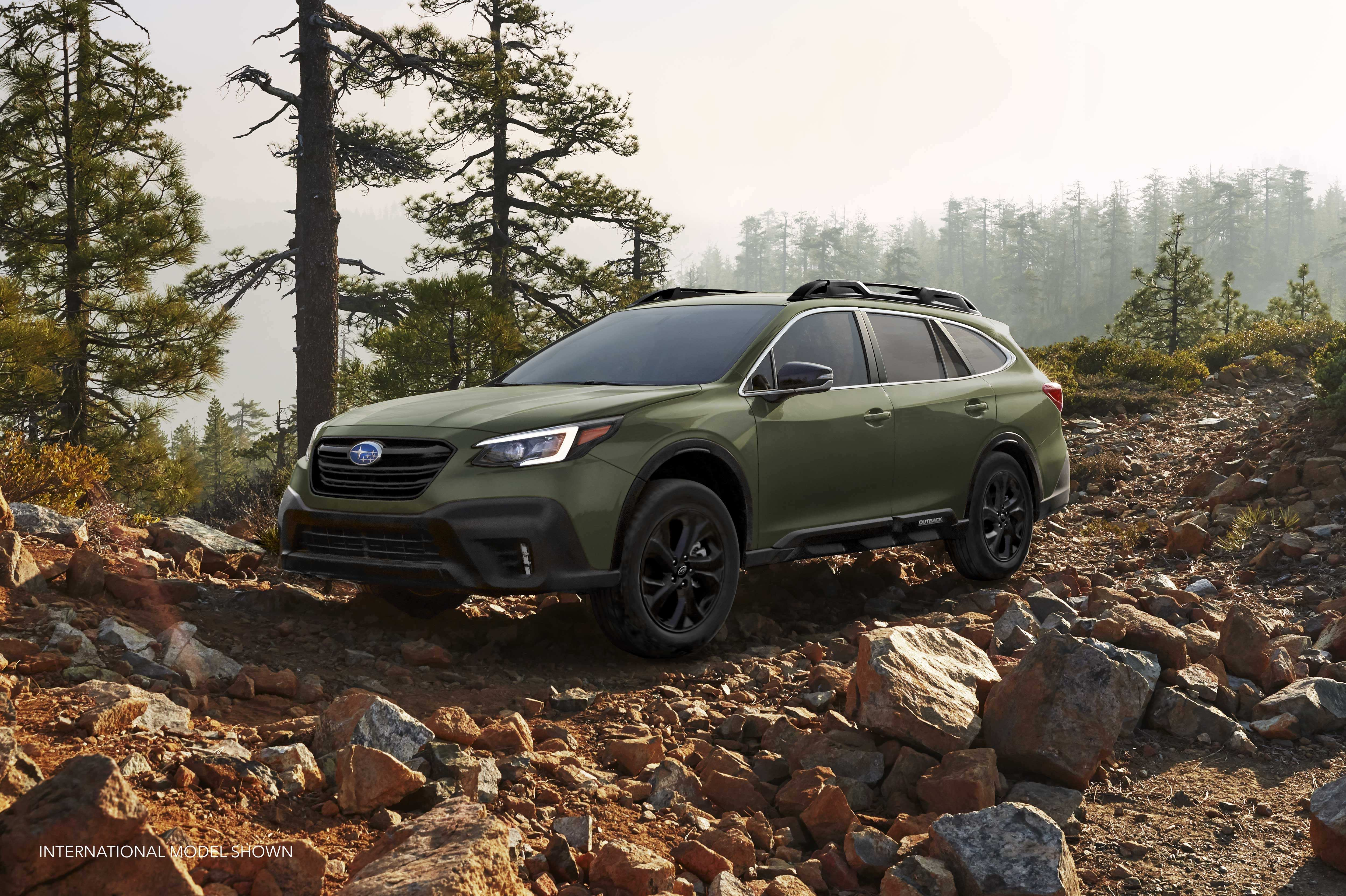 16 All New Subaru Hybrid Outback 2020 Pictures