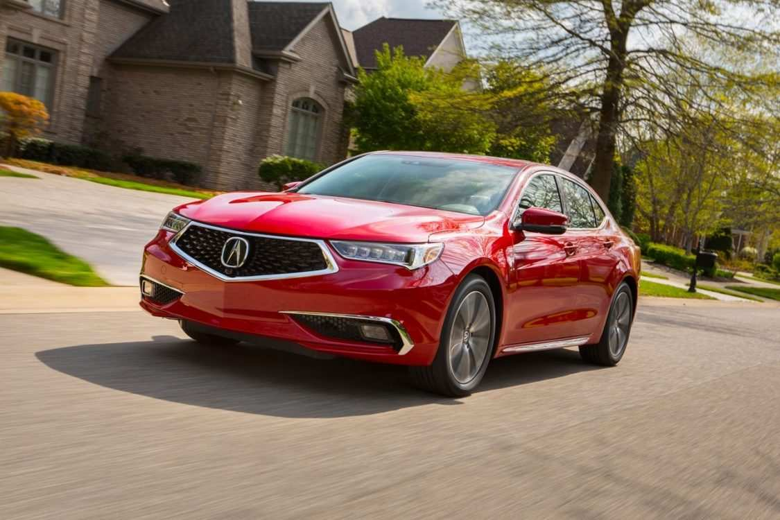 16 Best 2019 Acura Tlx Rumors Exterior