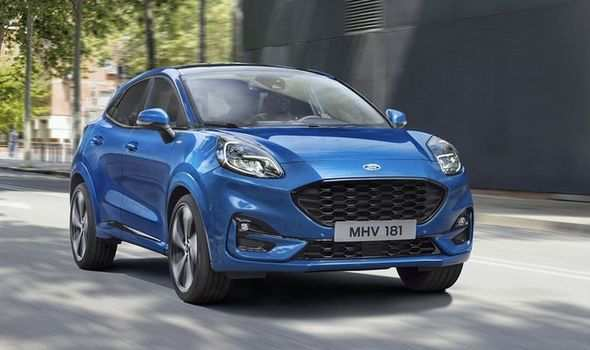 16 Best 2020 Ford Crossover Release Date And Concept