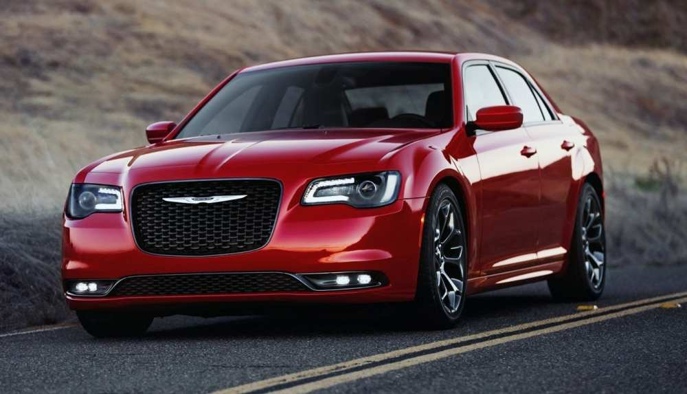 16 New 2019 Chrysler 300 Release Date Redesign