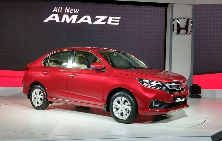 16 New Honda Amaze 2020 New Model And Performance