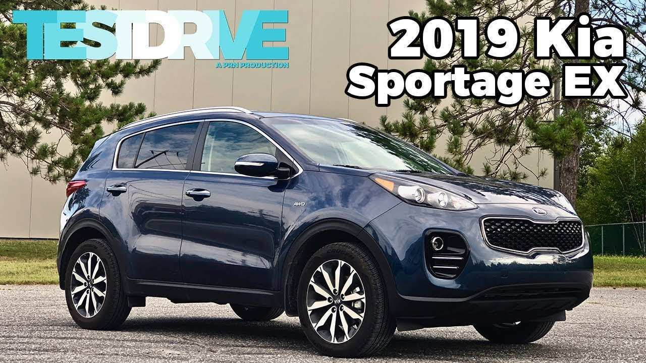 16 New Kia Sportage 2020 Youtube New Concept