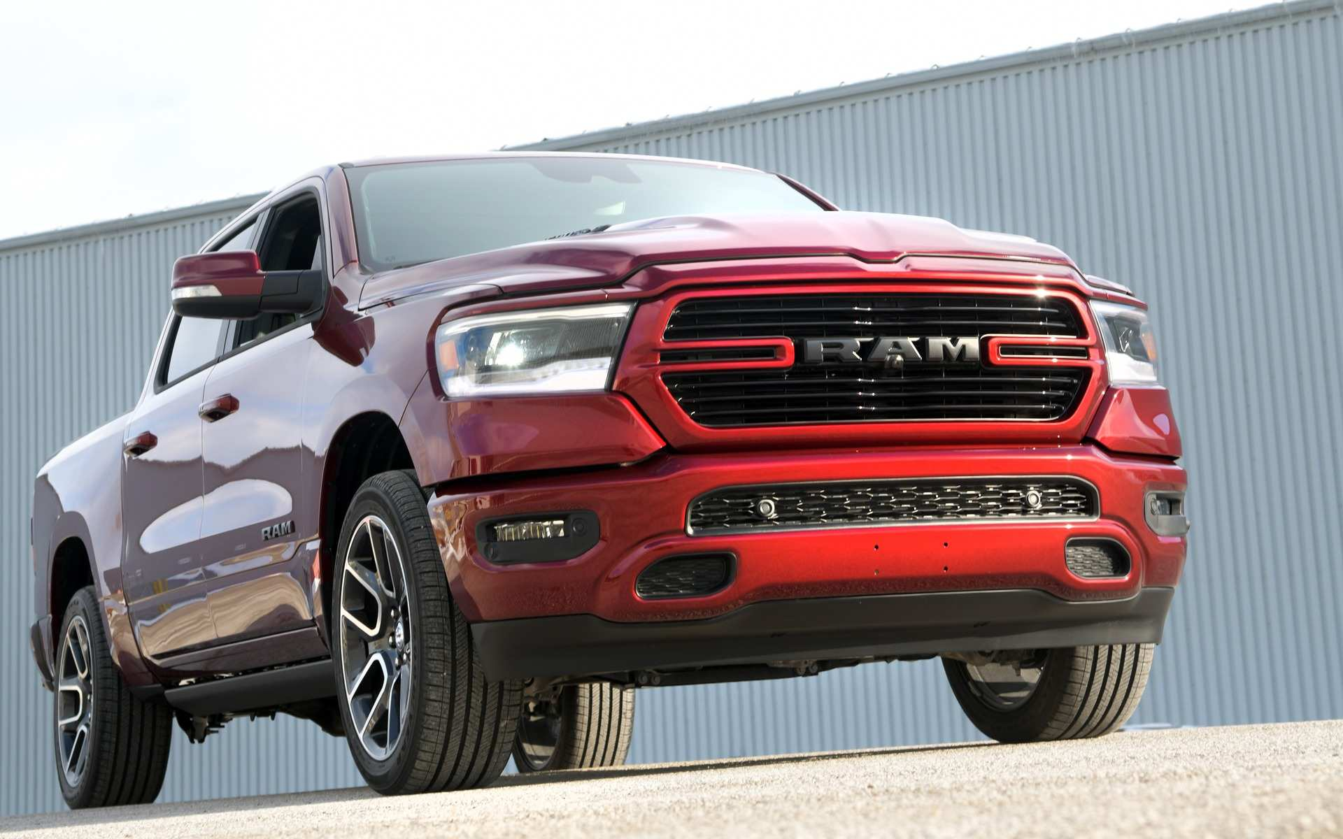 16 The 2019 Dodge Ram Ratings