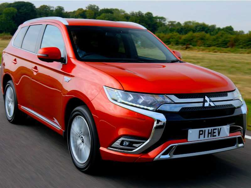 16 The 2019 Mitsubishi Outlander Phev Review Photos