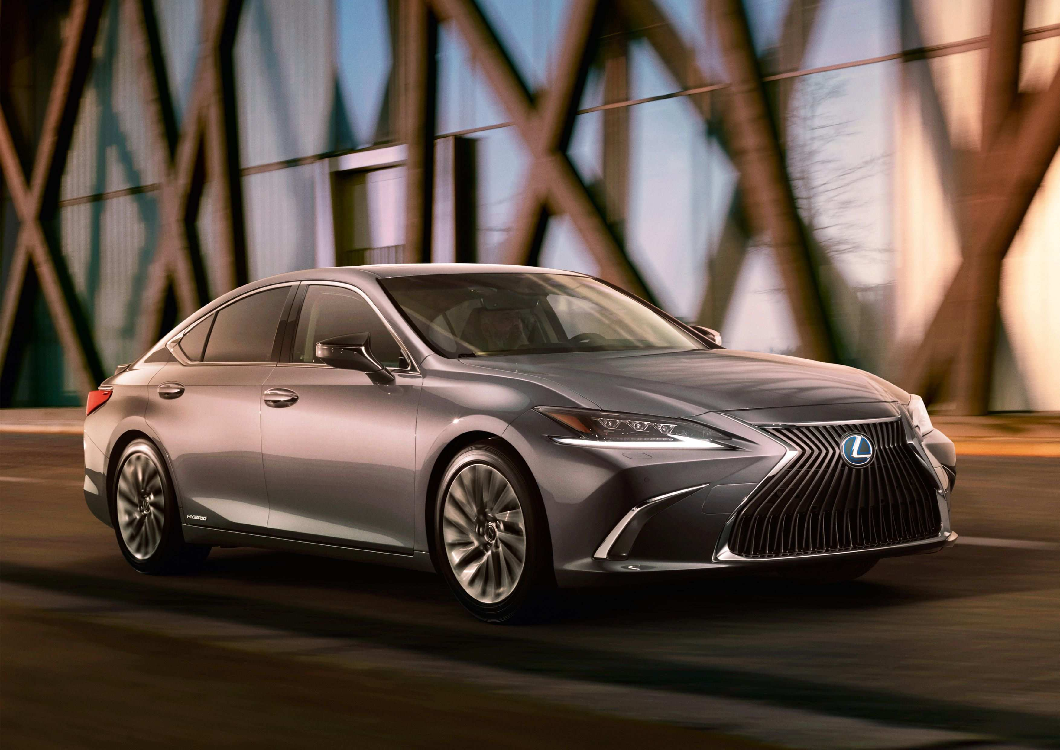 16 The 2019 Toyota Lexus New Concept