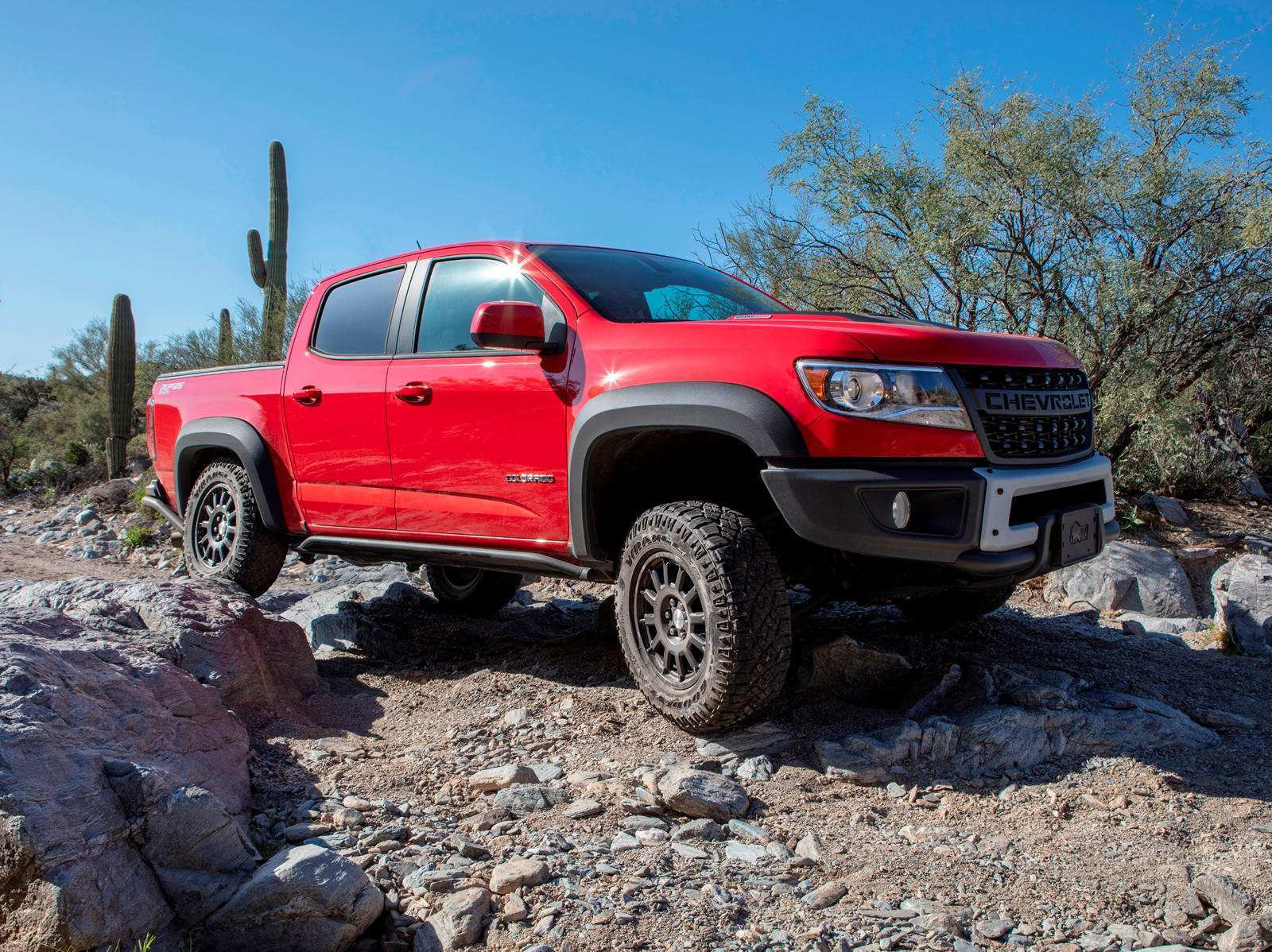 16 The 2020 Chevrolet Colorado Updates Concept And Review