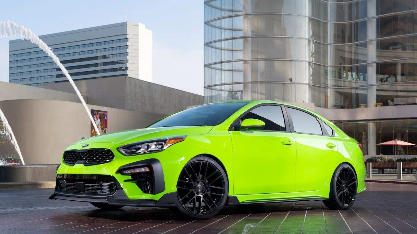 16 The 2020 Kia Forte Koup Pricing