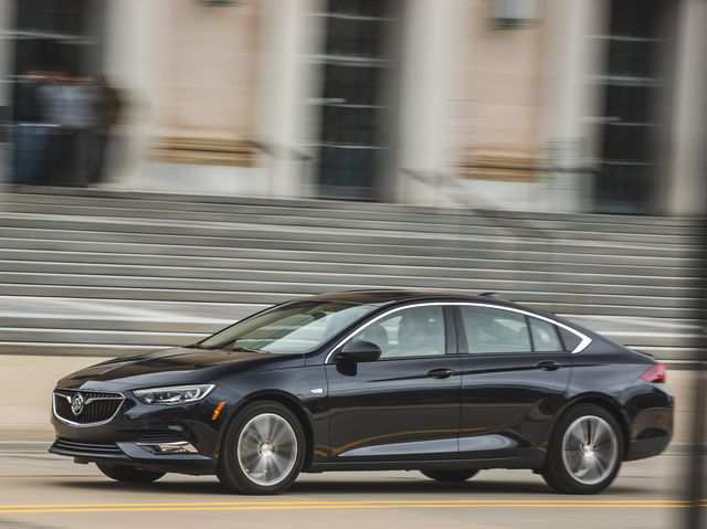 16 The Best 2019 Buick Sportback New Review