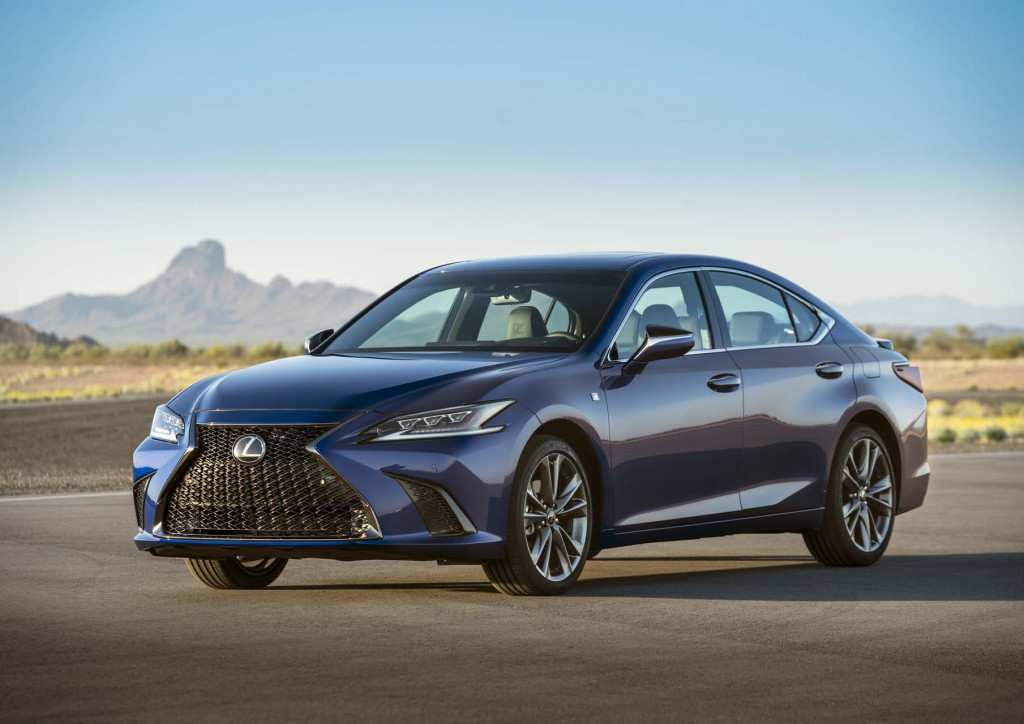16 The Best 2019 Lexus Hybrid Concept And Review