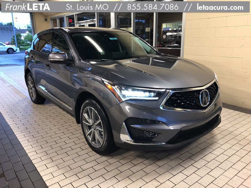 16 The Best 2020 Acura Rdx Sport Hybrid Interior