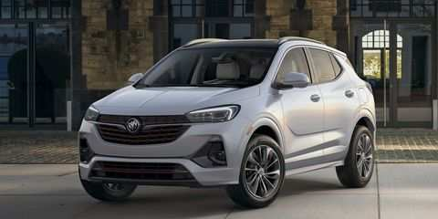 16 The Best 2020 Buick Encore Specs Release