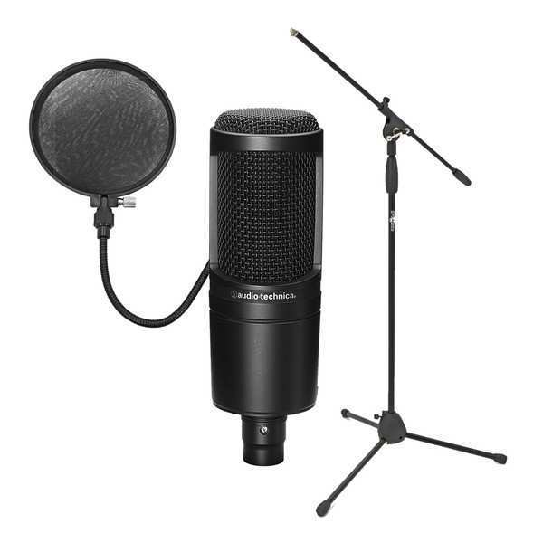 16 The Best Audio Technica At2020 Review
