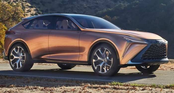 16 The Best New Lexus Models For 2020 Spy Shoot