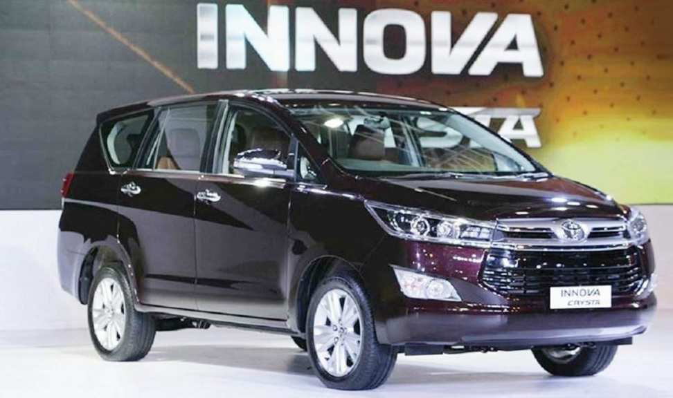 16 The Best Toyota Innova Crysta Facelift 2020 Style
