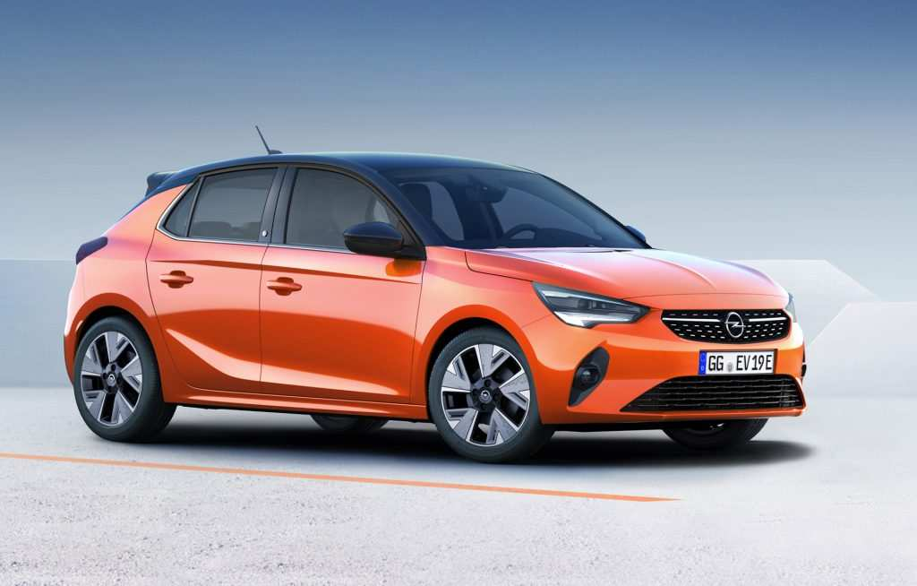 16 The Yeni Opel Corsa 2020 Picture