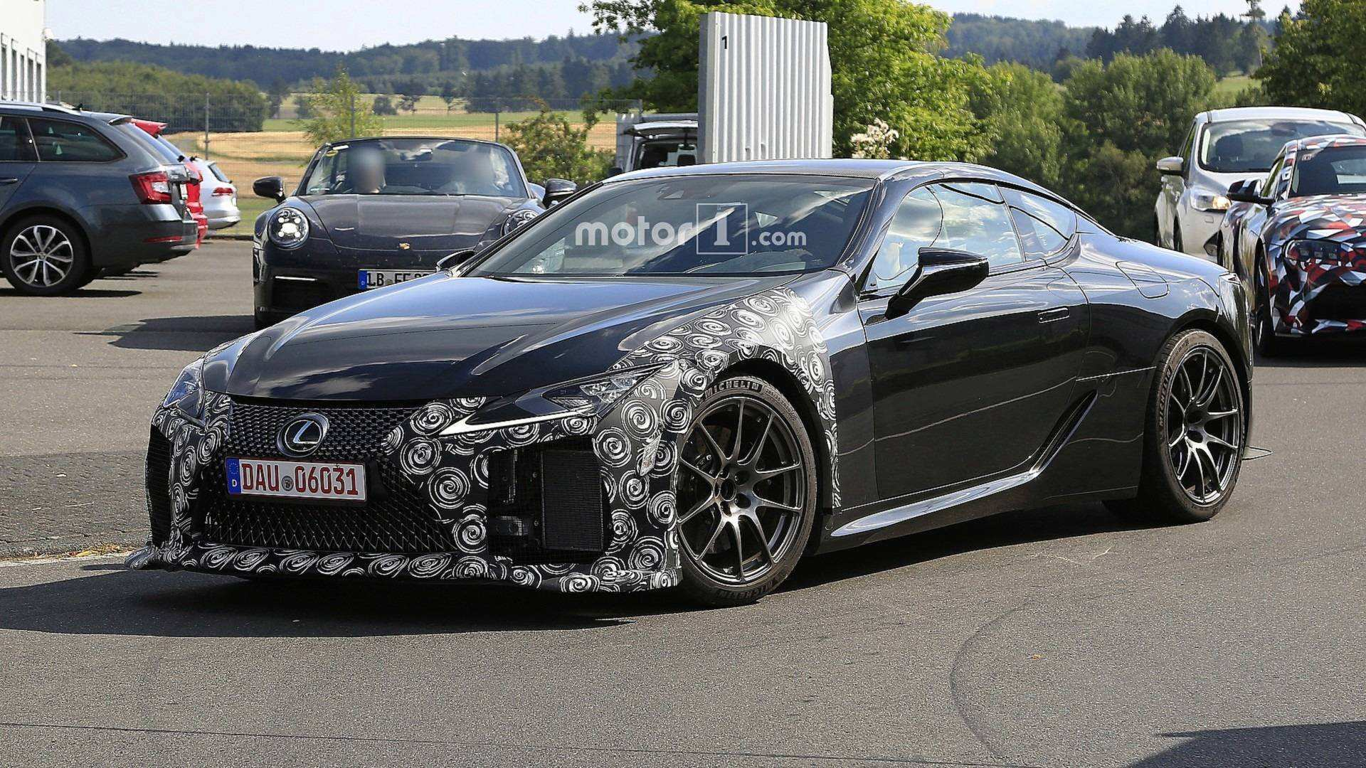17 A 2019 Lexus Lc F Pictures