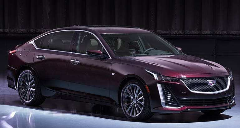 17 A 2020 Cadillac Ct5 Interior Concept And Review