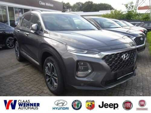 17 A Hyundai Grand Santa Fe 2020 Pricing